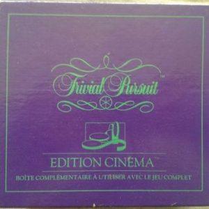 Recharge édition Trivial Pursuit cinéma
